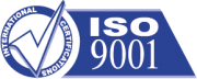 Falcon is an ISO 9001 certified company.