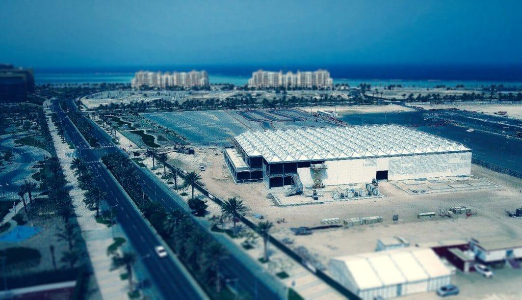 BayX Center - KAEC Rabigh - King Abdullah Economic City, near Jeddah, Saudi Arabia